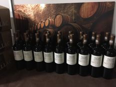2011 Chateau Preuillac, Cru Bourgeois Medoc - 18 bottles