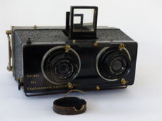 GAUMONT Stereo camera from 1921