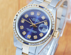 Rolex Diamonds DateJust Automatic Women's Watch!