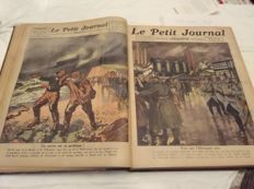Magazines; Le Petit Journal - 50 issues - 1923
