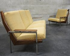 Rob Parry for Gelderland - armchair and sofa