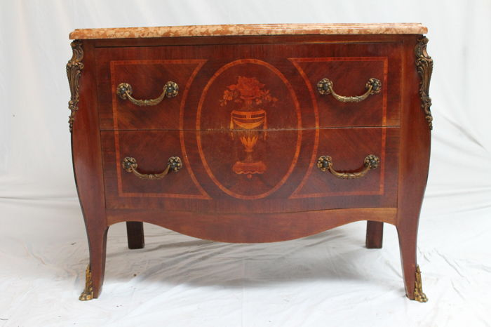 Commode louis philippe merisier d occasion - Commode style louis xv occasion ...