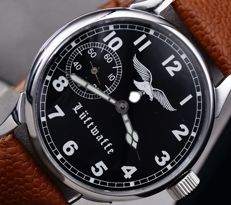 Molnija - military style  marriage watch - 3602  - ref. 10017 - Men - from 50s-