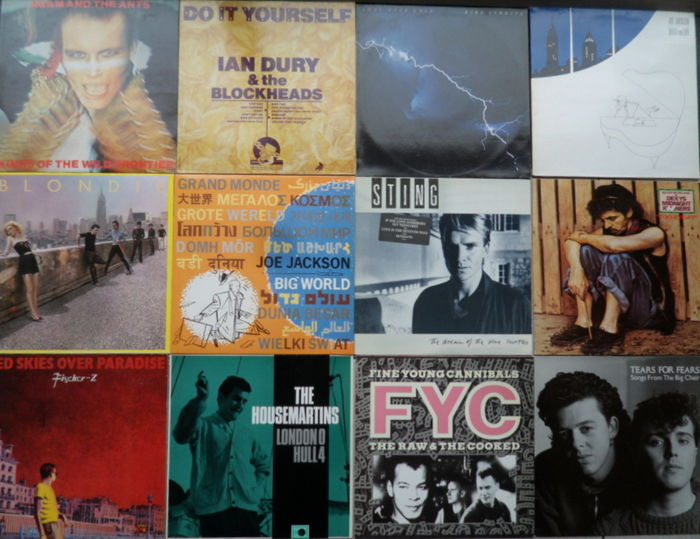 12 lp albums pop and rock from the 80s by dire straits sting ian 12 lp albums pop and rock from the 80s by dire straits sting ian solutioingenieria Gallery