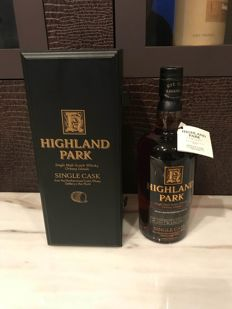 Highland Park 1989 16 years old Single Cask - OB