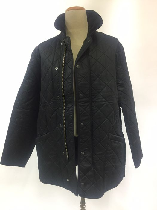 Barbour - Winter Duracotton Polarquilt Jacket