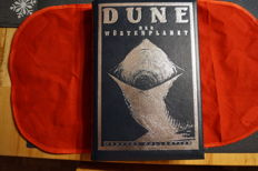 Dune - The desert planet - DVD Perfect Collection - Limited, leather cover.