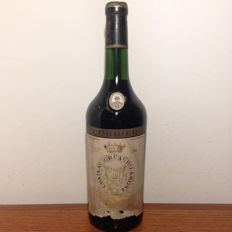 1961 Chateau Gruaud Larose, Saint-Julien Grand Cru Classé - 1 bottle