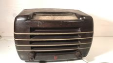 Philips BX 180 U - Philettina - Bakelite radio - 1948 - The Netherlands