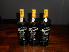 1994 Vintage Port Niepoort - bottled in 1997 - 3 bottles