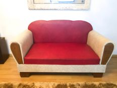 Beautiful vintage bench 50s