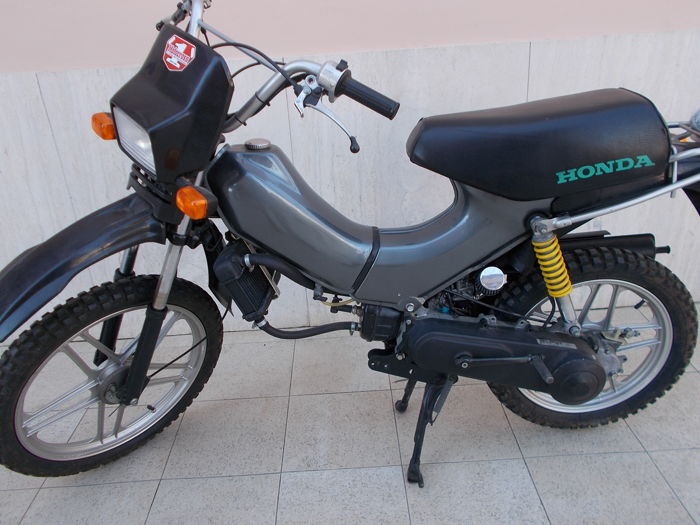 honda px 50 50 cc 1989 catawiki. Black Bedroom Furniture Sets. Home Design Ideas