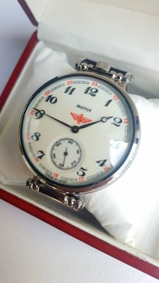 Molnija - Soviet Marriage Molnija hand-winding wrist watch - 129238 - Men - 1970-1979