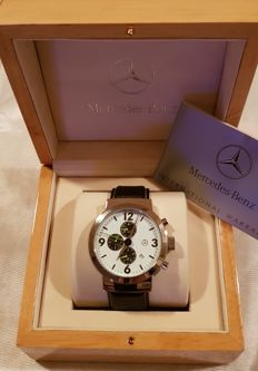 MERCEDES - BENZ Collection watch/box- watch for men MADE in Switzerland - 2015