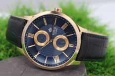 Royal London – Men's - Rose Gold Plated Watch - New & Mint Condition