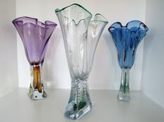 Adam Jablonski - 3 exclusive vases