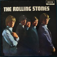 "3 LPs (MONO) - ""First"" ROLLING STONES - ""Rolling Stones"" (1.964) - ""Aftermath"" (1.966) - ""Their Satanic Majestic Request"" (1.976)"
