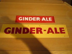 2 GINDER-ALE 1974 Otten Brux and Brados T.P Nivelles