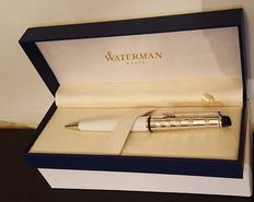 Ballpoint Pen Waterman Expert Deluxe White CT