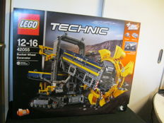 Technic - 42055 - Bucket Wheel Excavator