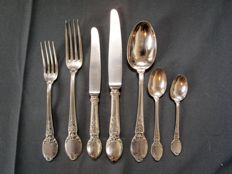 Christofle - antique cutlery - around 1900 - 7 pieces - good condition