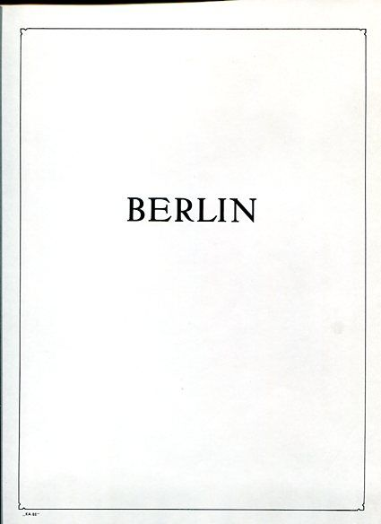 Berlin, magnificent collection 1948-1990 MNH