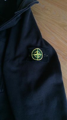 Stone Island - Hooded Vest With Zipper