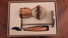 "Set da barba ""ACCA KAPPA"""