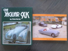 Books: 2 Lots - The Jaguar XK and the Jaguar XK's - 1978 - 2001