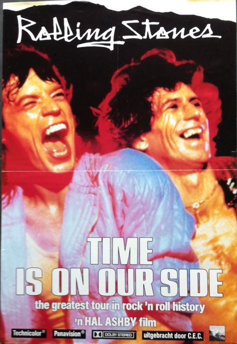 Rolling Stones, Time is on our side - 1983 - Catawiki