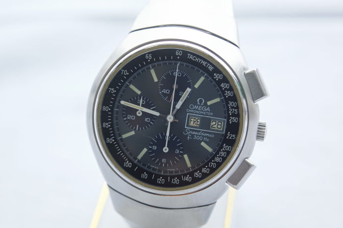 Omega - Lobster Speedsonic f300hz - ST 188.0001 - Heren - 1970-1979