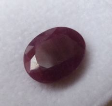 Ruby – 7.54 ct