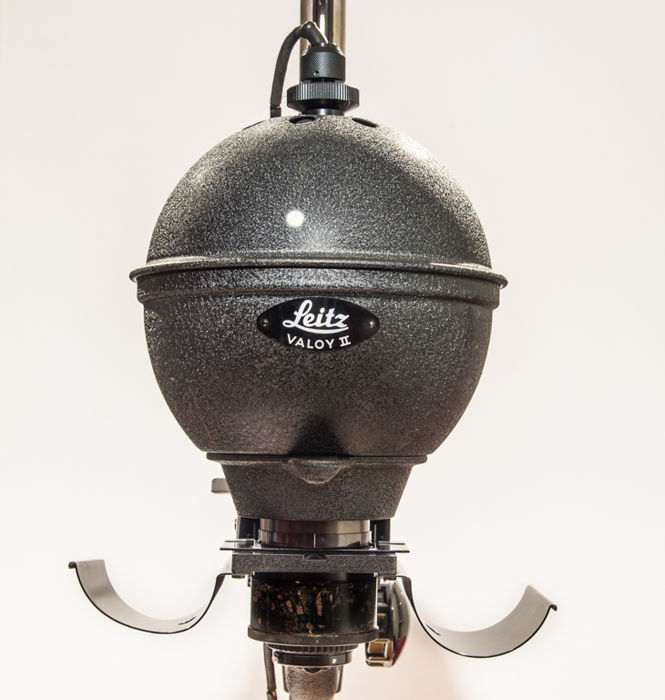 Leitz Valoy II enlarger + lens and accessories