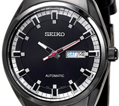 Seiko Automatic 'Sport Black' - New - Men's Automatic Watch