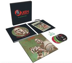 Queen – News Of The World - 40th Anniversary Edition || Boxset || Still Sealed