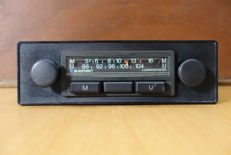 Blaupunkt Ludwigshafen car radio with FM from 1978