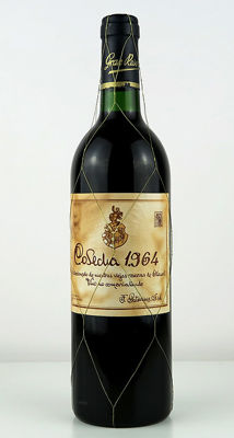 """1964 Rioja Paternina Gran Reserva - Special edition: """"Wine never marketed"""" (printed on the label) - 1 bottle"""