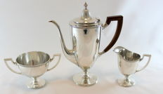 Tiffany & Co - Vintage Sterling Silver Tea Set, New York Circa.1947-1956