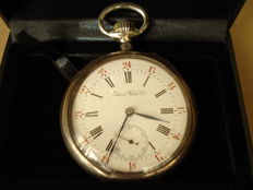 IWC - 24 hour pocket watch - Serviced - 265740 - Men's - 1850-1900