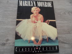 Marilyn Monroe collection: Poster/Foto Book (1980-1990) + Various MM Collectables