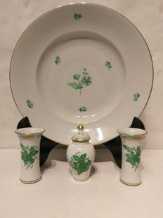 Herend Porcelain - lot with 4 items