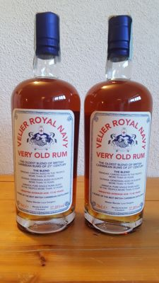 2 Rum Royal Navy Velier