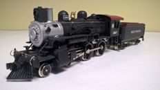 Mehano H0 - T260/29249 SRR - Steam locomotive with separate tender - 4-0 American - Pennsylvania Railroad (1900) - a first edition from 1999