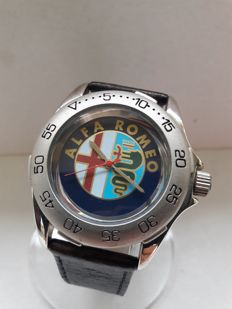 Alfa Romeo - Men's wristwatch