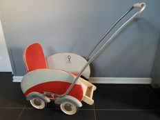 Vintage doll carriage KINA Groningen - The Netherlands