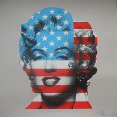 """Ben Allen - Dirty Sexy Marilyn """"Stars and Stripes"""""""