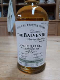 The Balvenie 25 years Single Barrel 1990 - OB