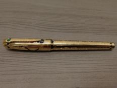 Rare Dupont Pharaoh fountain pen limited edition, in mint conditions