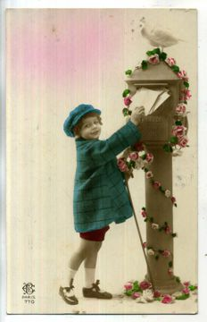 Children's cards Nostalgia 1900-1933; 120 x