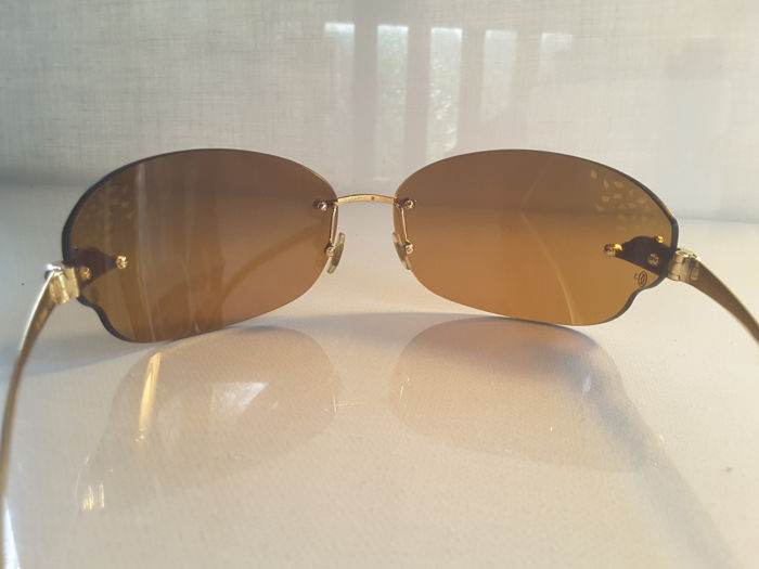 Cartier - Panthére Sunglasses